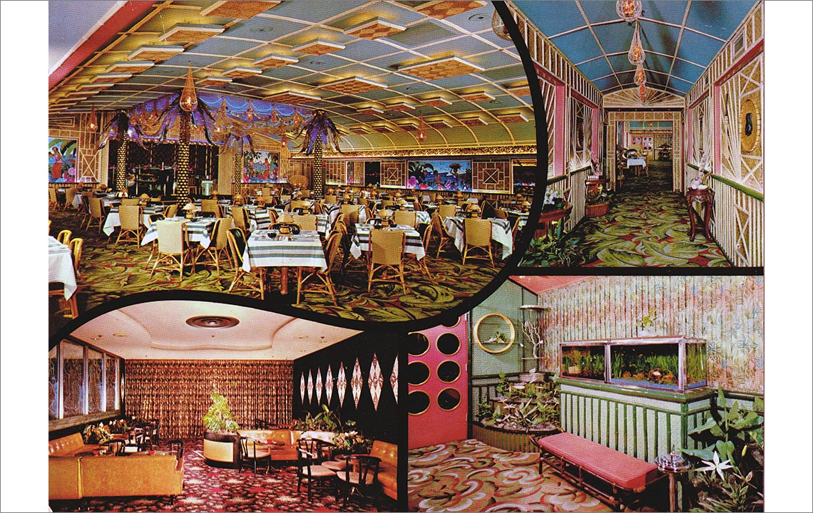 35- Balinese room en Galveston