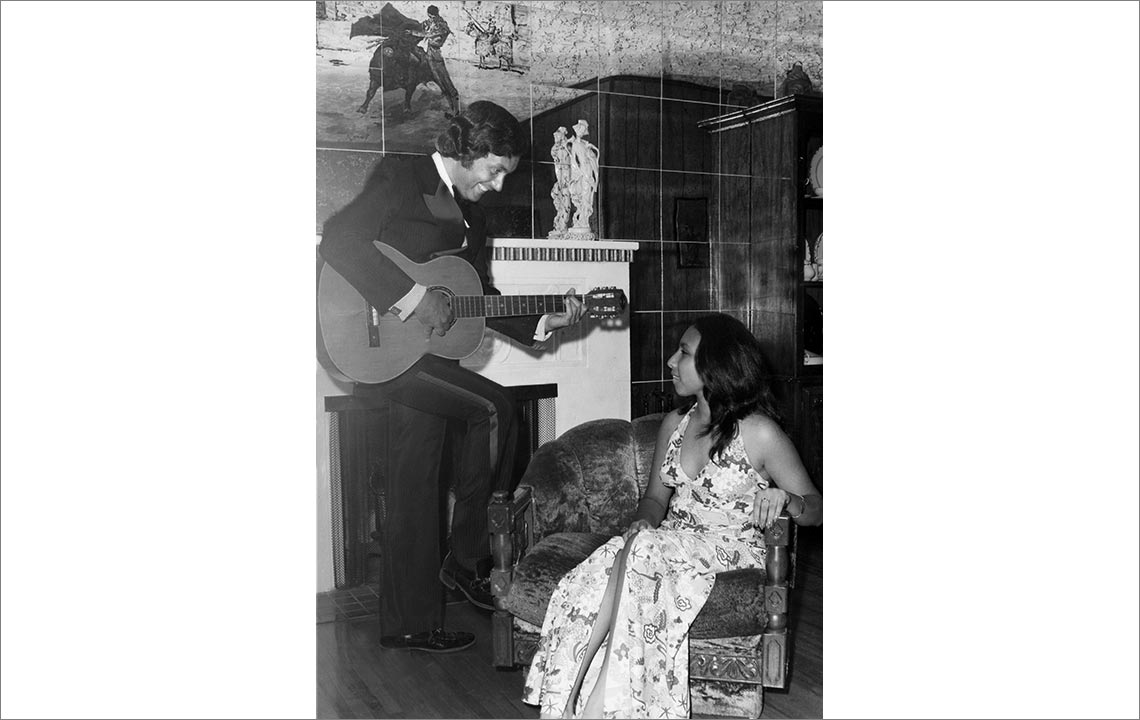 34 - Angel de No cantando a Verónica, la hija de Nery Estremera