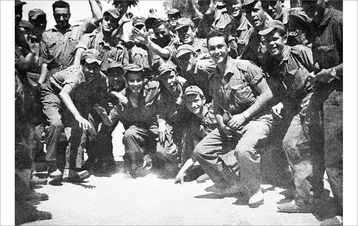 40 - Angel de No haciendo el Servicio Militar en Alcalá de Henares