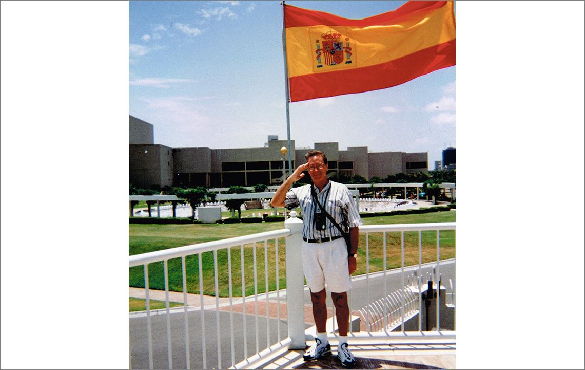 Angel de No en España