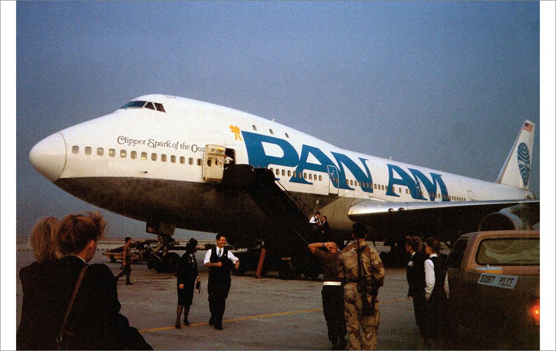 Angel de No en PAN AM - 3